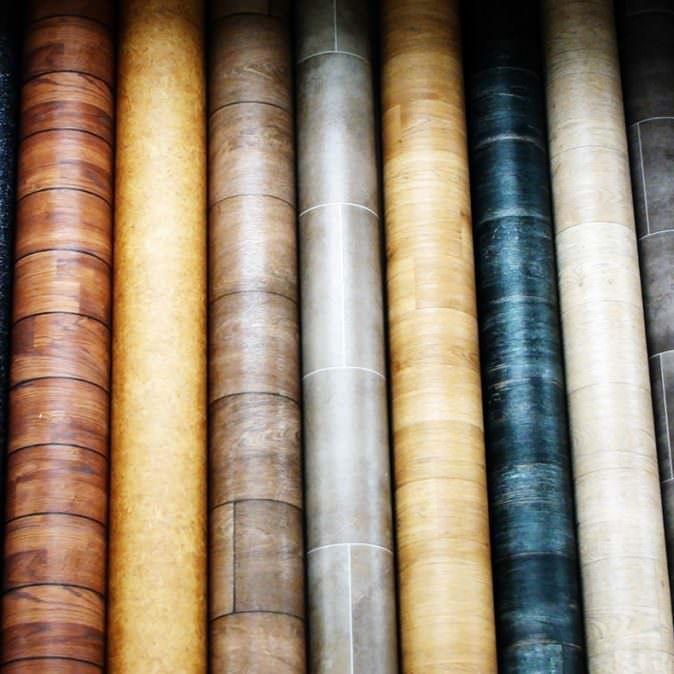 vinyl-rolls